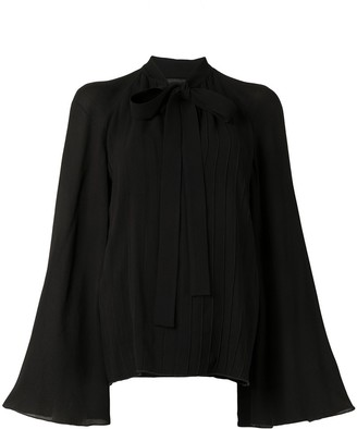 Giambattista Valli Loose Fit Blouse