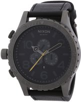 Nixon Men's A124-680 Stainless-Steel Analog Dial Watch
