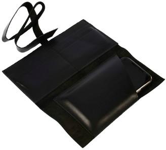 Hedera Leather Wallet Black