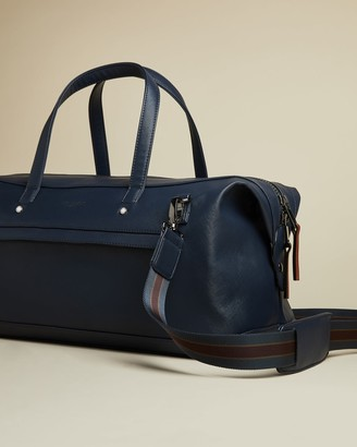 Ted Baker Crossgrain Finish Holdall