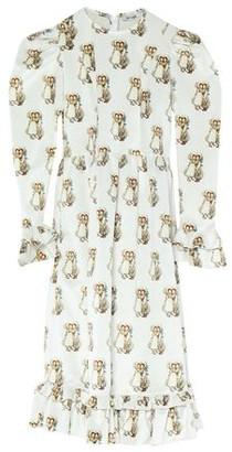 Batsheva Knee-length dress