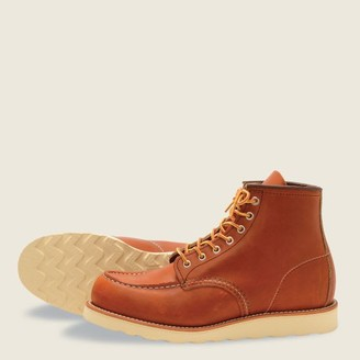Red Wing Shoes 6-inch Classic Moc