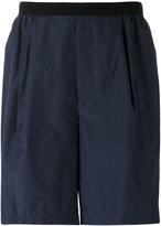 Kolor relaxed fit shorts - men - Cupro/Cotton/Neoprene - 3
