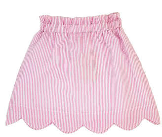 E-Land Kids E Land Seersucker Skirt