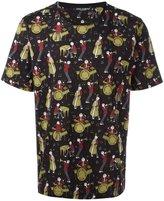 Dolce & Gabbana musical print T-shirt - men - Cotton - 50