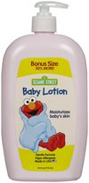 Blue Cross Sesame Street Baby Lotion - Unscented - 24 oz