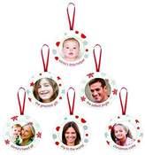 Pearhead Pear Head Family Tree Set Ornament Set by