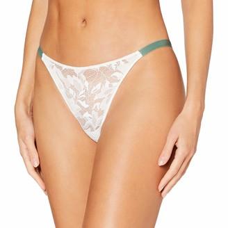 women'secret Women's Brazilian Panties lace Strip Not Applicable