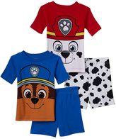 Toddler Boy Paw Patrol Chase & Marshall Graphic 4-pc. Pajama Set