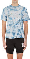 Satisfy MEN'S DISTRESSED TIE-DYED COTTON T-SHIRT