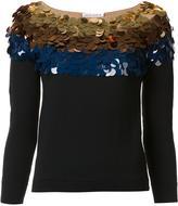 Sonia Rykiel sequined jumper