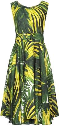 Samantha Sung 3/4 length dresses