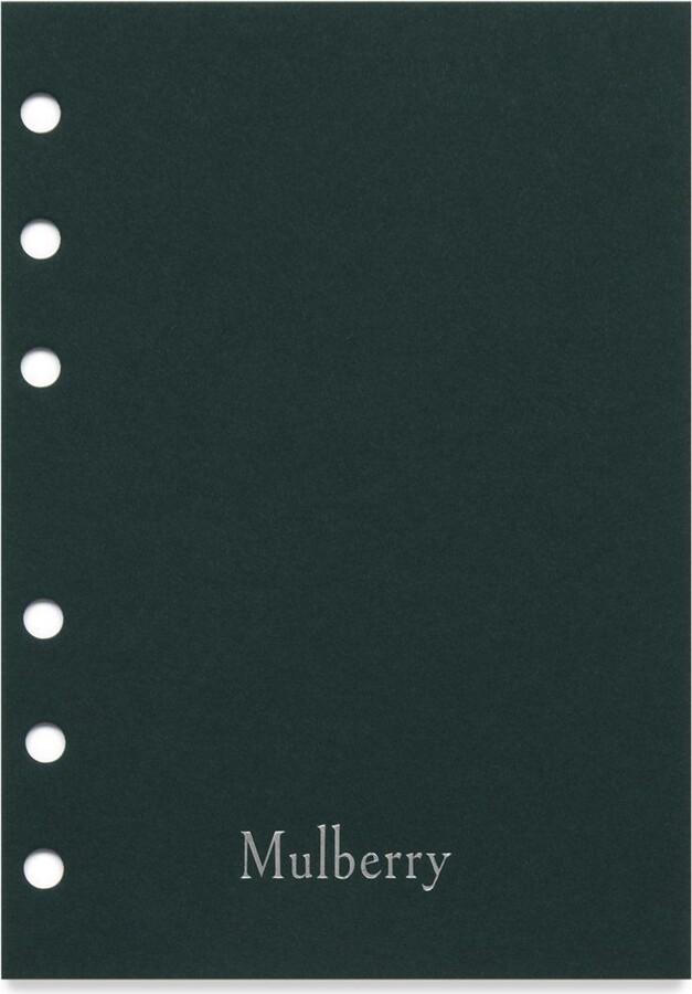 Mulberry 2021 Agenda Diary White