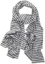 Lurex® Stripe Scarf