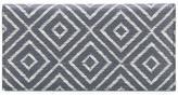 Salvatore Ferragamo long chevron detail wallet - men - Calf Leather - One Size