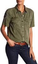 Sanctuary Camp Out Utility Shirt