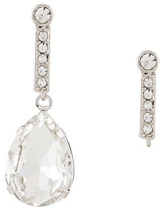 Kenneth Jay Lane Teardrop pendant earrings