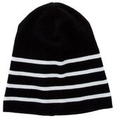 Michael Bastian Knit Striped Beanie