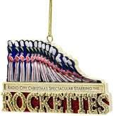 Kurt Adler Radio City Rockettes Christmas Ornament NYC Decoration