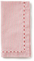 Southern Living Holiday Pinstriped Cotton Napkin