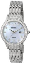 Seiko Women's SUT091 Solar Power Watch