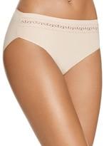 TC Fine Shapewear Lace Trim Gripper Brief #A4-075