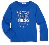 Kenzo Toddler's, Little Girl's & Girl's Tiger Icon Graphic Tee