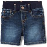Gap Pull-on super soft denim shorts
