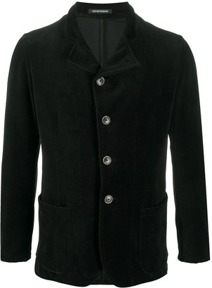 Emporio Armani Single-Breasted Tailored Jacket