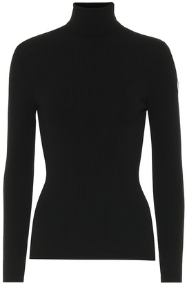 Fusalp Ancelle roll-neck sweater