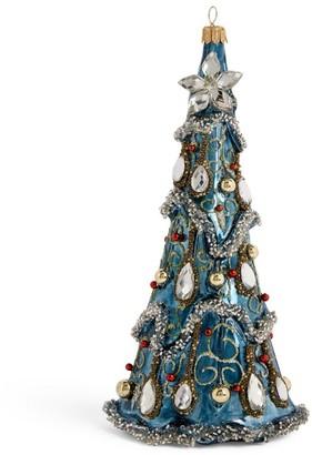 Harrods Embellished Tree Decoration