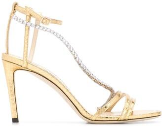 Jimmy Choo Thaia 85mm sandals
