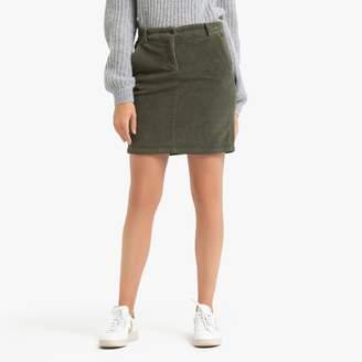 Hartford Jules Short Corduroy Skirt
