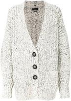Isabel Marant chunky knitted cardigan
