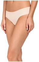 Cosabella Aire Lowrider Thong (Nude Rose) Women's Underwear