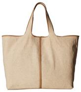 Echo Linen Hamptons Tote Tote Handbags