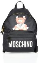 Moschino Paper Doll Bear Cutout Backpack
