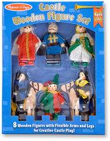 Melissa & Doug Kids Toys, Castle Wooden Figure Set