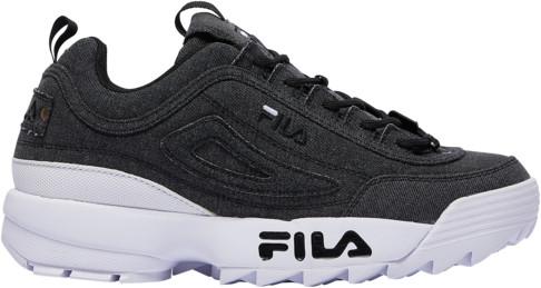 Fila Disruptor Denim Training Shoes