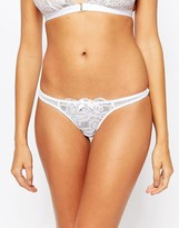 L'Agent by Agent Provocateur Viviana Bridal Thong