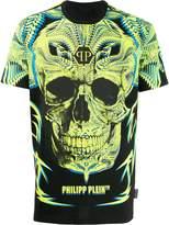 Philipp Plein Skull print short sleeve T-shirt