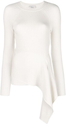 3.1 Phillip Lim Ribbed Tie Waist Top
