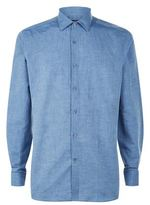 Corneliani Denim Effect Shirt