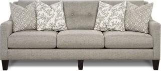 Seegmiller Sofa Latitude Run Upholstery: Evenings Stone