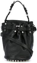 Alexander Wang 'Diego' bucket crossbody bag - women - Leather - One Size