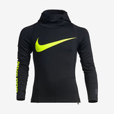 Nike Pro HyperWarm Big Kids' (Boys') Hoodie