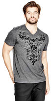 GUESS Men's Balfore V-Neck Tee