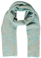 Missoni Abstract Print Scarf