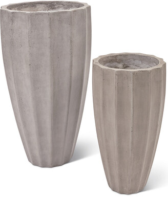 Urbia Set Of 2 Finn Planters