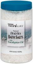 Harmon Face ValuesTM 33.8 oz. Natural Dead Sea Bath Salts with Eucalyptus Oil